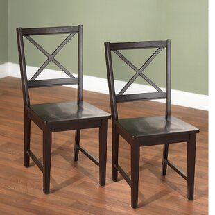 Futrell Solid Wood Dining Chair (Set of 2)