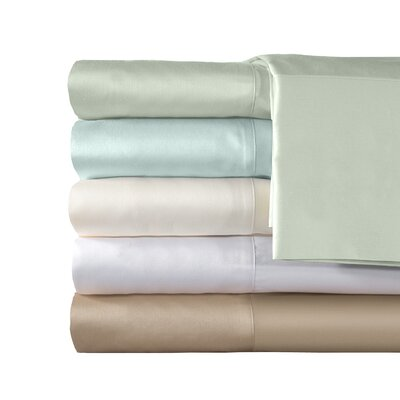 Rosecliff Heights Sean 300 Thread Count Solid Sheet Set