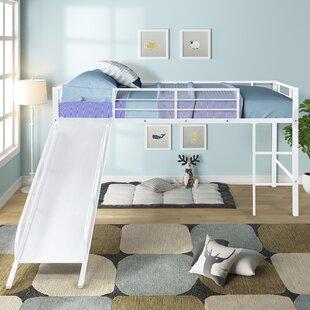 Sagefield Twin Low Loft Bed