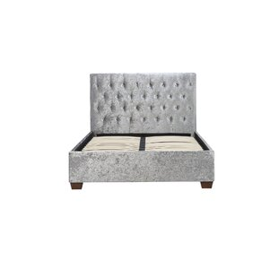 Buckfastleigh Upholstered Platform Bed By Fairmont Park