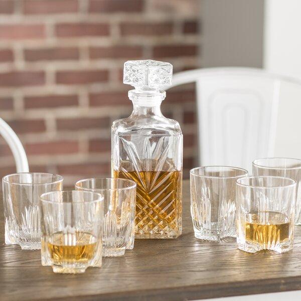Cut Glass Decanter Wayfair