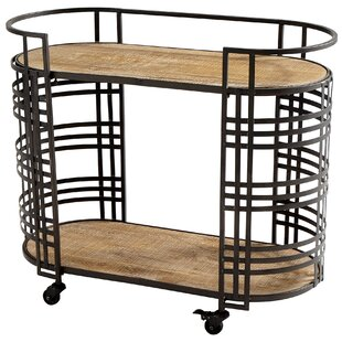 Banded About Bar Cart New Design