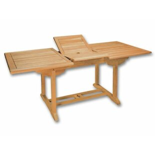 Nayara Extendable Solid And Manufactured Wood Dining Table By August Grove