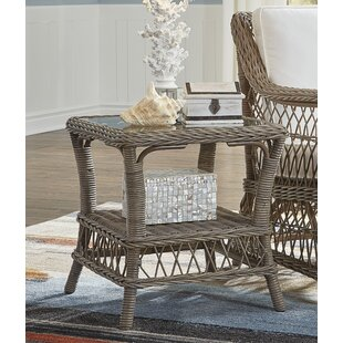 Seaside End Table by Panama Jack Sunroom
