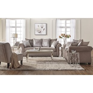 Purchase Bedingfield Contemporary 2 Piece Living Room Set by House of Hampton Reviews (2019) & Buyer's Guide