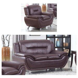 Lester 2 Piece Living Room Set by Zipcode De..