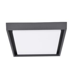 LED Outdoor Ceiling Light By Sol 72 Outdoor