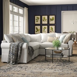 Jameson Upholstered L-Shaped Sectional