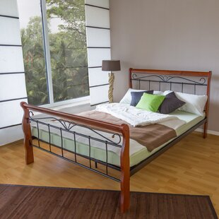 Alarcon Bed Frame By Ophelia & Co.