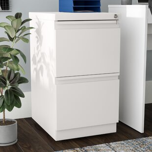 Bourassa Pedestal 2 Drawer..