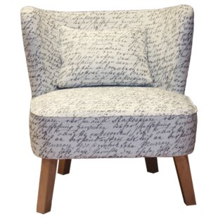 Geneseo Barrel Chair by Ophelia & Co.