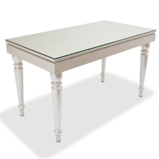 Glimmering Heights 3 Drawer Writing Desk