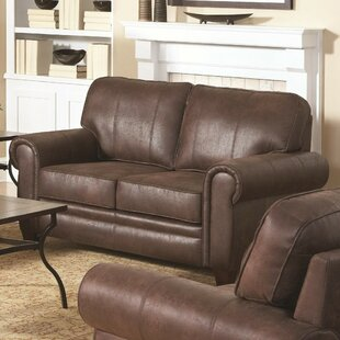 Affordable Donald Traditional Loveseat by Millwood Pines Reviews (2019) & Buyer's Guide