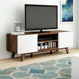 Chapdelaine Tv Stand For Tvs Up To 65 By Mercury Row