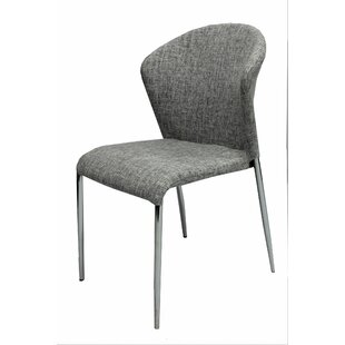 Bank Street Upholstered Dining Chair Ivy Bronx