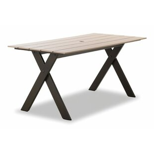 Plymouth Bay Resin Dining Table by Telescope Casual