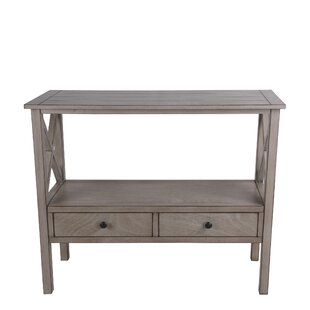 Kingsford 2 Drawer Console Table By Gracie Oaks