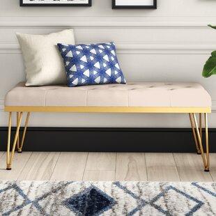 Varner Upholstered Bench