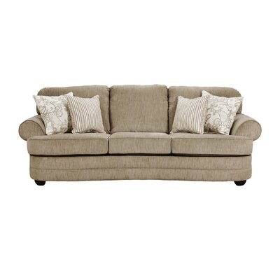 Ashendon Simmons Sofa Upholstery Color: Grandstand Fawn by Alcott Hill