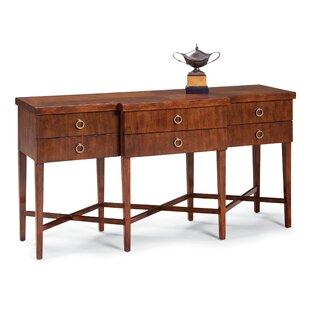 Fairfield Chair Regency Console Table