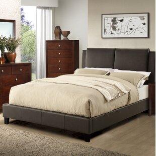 Winston Porter Fife Queen Upholstered Platform Bed