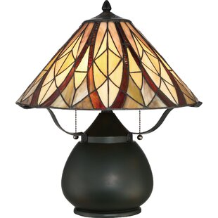 Reviews Garner 19 Table Lamp By Loon Peak