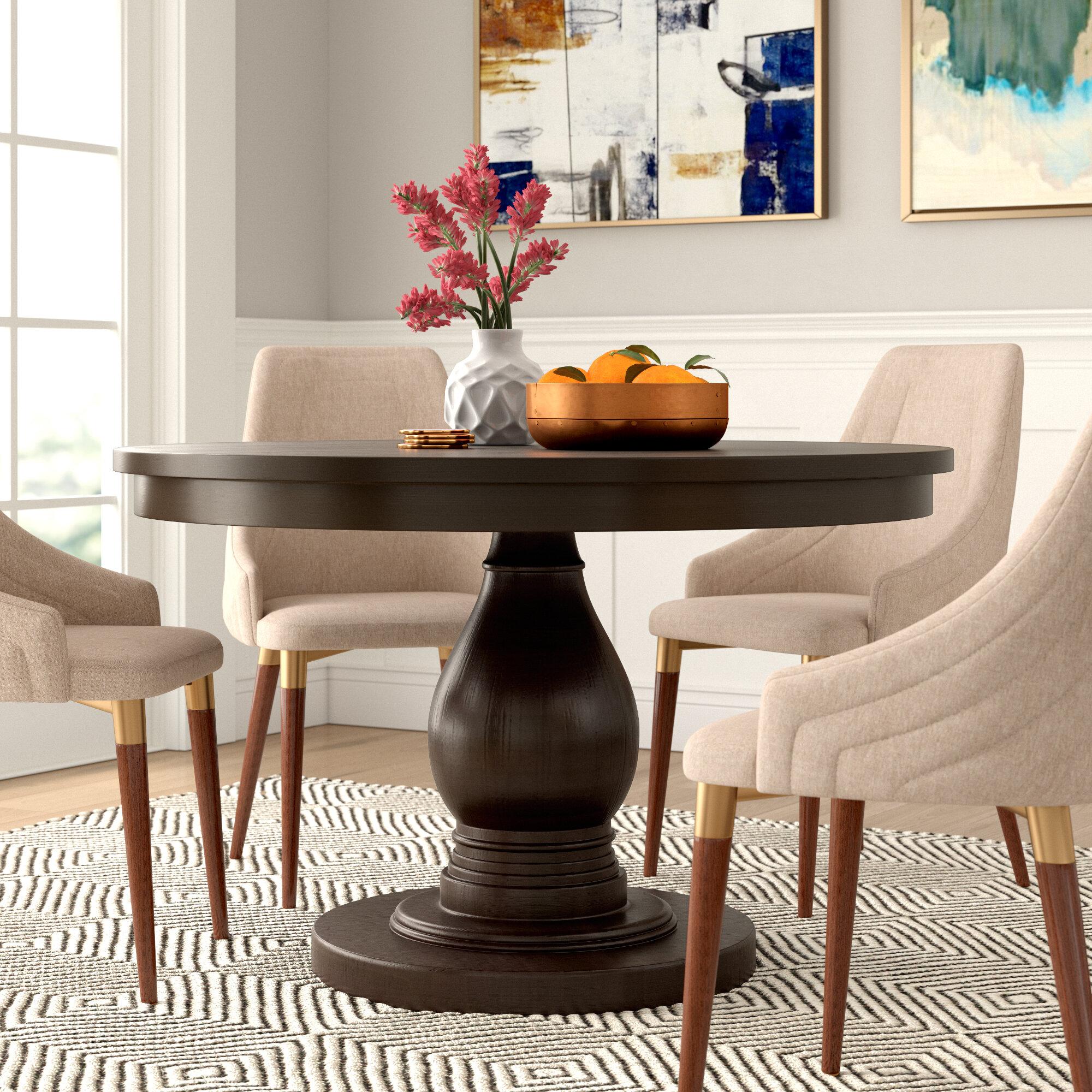 Astounding 36 X 48 Dining Table Wayfair Home Interior And Landscaping Pimpapssignezvosmurscom