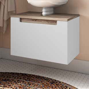 Eliora 60cm Wall Mounted Vanity Unit By Mercury Row