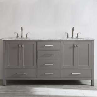 84 Inch Double Sink Vanity | Wayfair