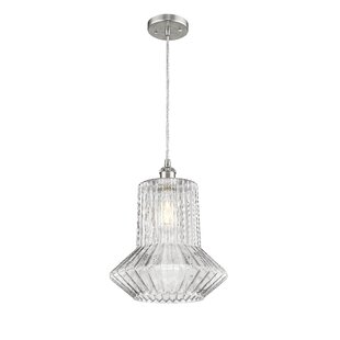 Bungalow Rose Norborne 1-Light Novelty Pe..