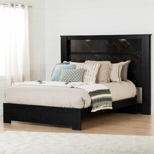 Gloria Queen Platform Bed