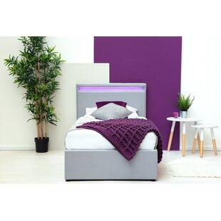 Screven Upholstered Bed Frame By Ebern Designs