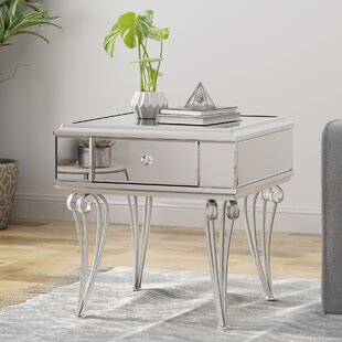 Callis End Table with Stor..
