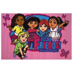 Compare & Buy Dora Best Friends Area Rug ByFun Rugs