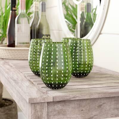 01c74f83aa Laurel Foundry Modern Farmhouse Harriett 12 oz. Stemless Wine Glass ...