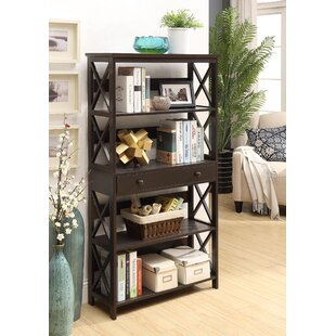 Gracelynn 5 Tier Etagere Bookcase