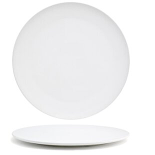 10 Round Canvas Plate (Set of 2) By Front Of The House