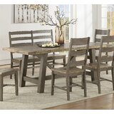 Cates Solid Wood Dining Table by One Allium Way®