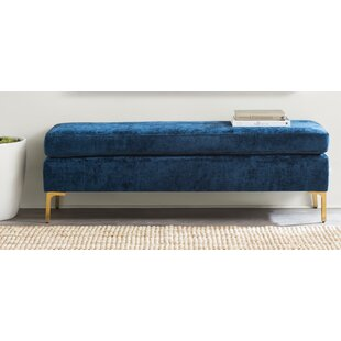 Melvin Upholstered Bench by Wi..