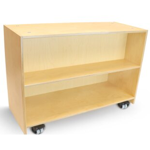 Zoomie Kids Quill Base Cabinet Bookcase