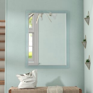 Affordable Price Eldorado Frameless Kaleb Wall Mirror By Wade Logan