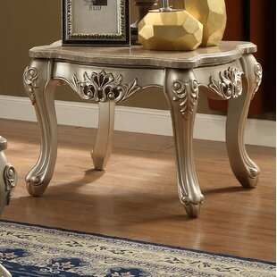 Jarred End Table by Astoria Grand