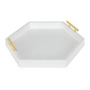 """16.75/"""" W x 11.5/"""" T Lg Plastic Fall Platter in Fall Colors"""