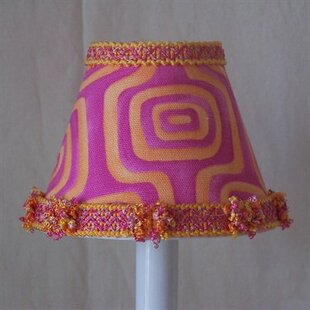 Explosion of Color 11 Fabric Empire Lamp Shade