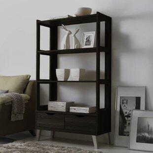 Spicer Etagere Bookcase Ebern Designs