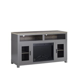 Zahara TV Stand for TVs up to 60 with Fireplace