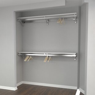 Read Reviews Arrange a Space Heavy Duty 88W Closet System By Orginnovations Inc