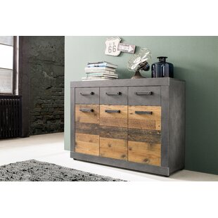 Meghan 3 Drawer Combi Chest By Williston Forge