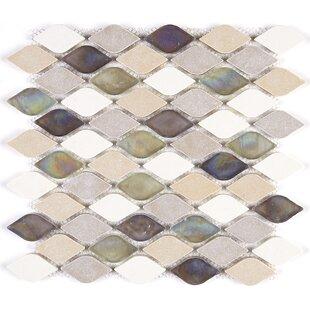 Benson Limestone Mosaic Tile in Beige