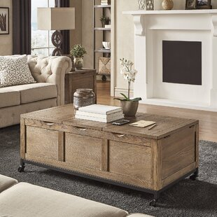 Mikesell Lift Top Coffee Table by Gracie Oaks